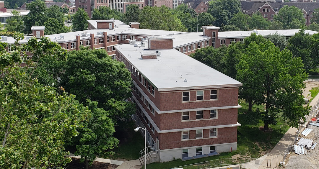 Meredith Residential Hall Roof Replacement Purdue University