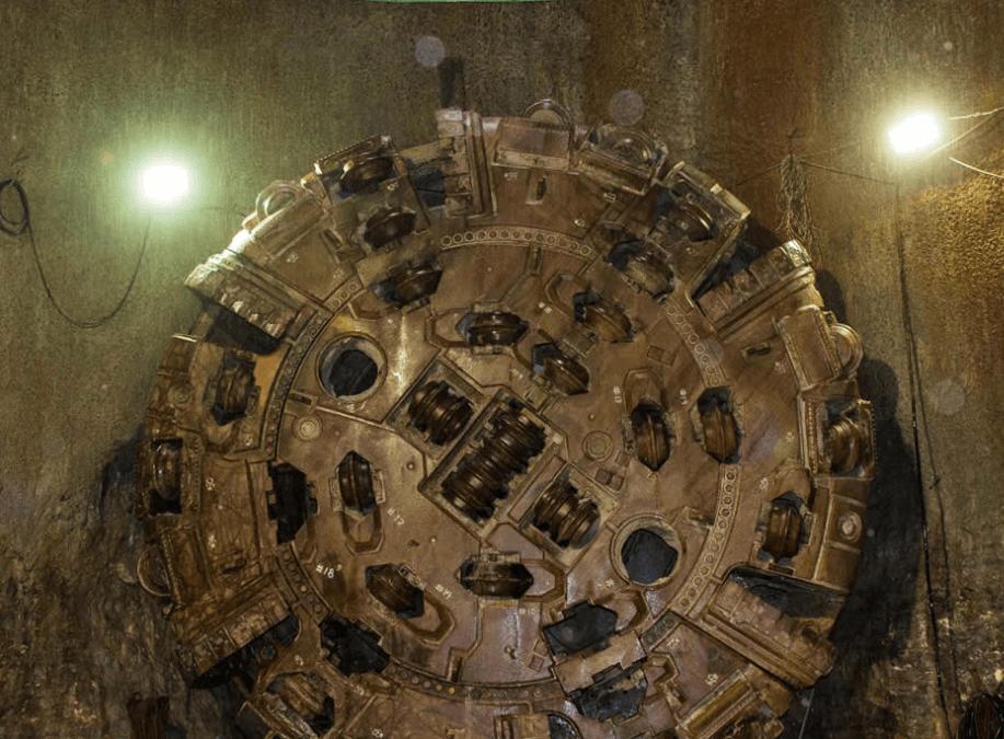 DigIndy Tunnel System Surveys