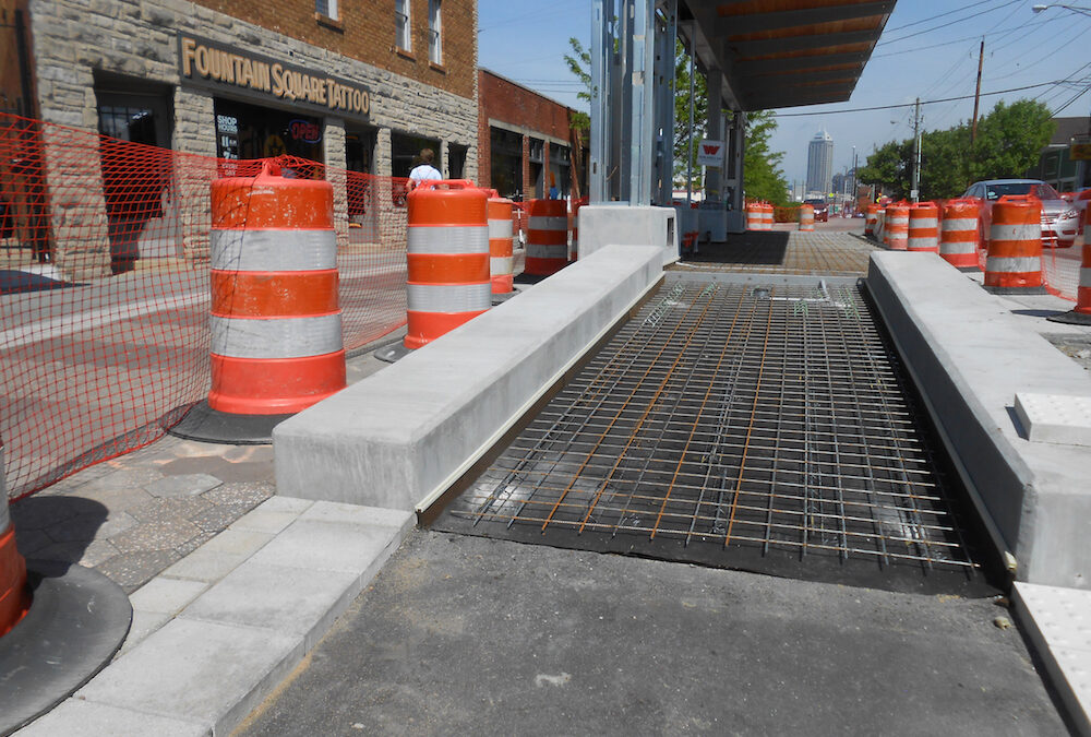 IndyGo Bus Rapid Transit Project – Red Line Phase I and Purple Line