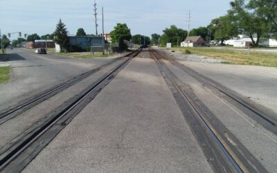 INDOT - The Local Trax Rail Overpass Program