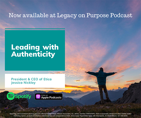 Leading with Authenticity